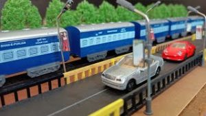 Centy Indian Passenger Model Train   Trains Wonderful Galore 10