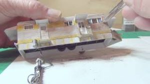 "Weathering Woodland Scenics Trailers ""Model Trains"""