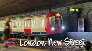 Model Railway Layout Update   LONDON NEW STREET : Summer 2021