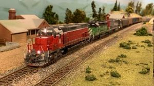 MNA Local On The OMRA – Simply Model Trains 9/28/21