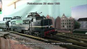 Nederlandse modeltreinen, Dutch HO scale model trains, holländische Eisenbahn,