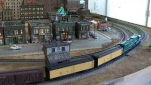 Broadway Limited model trains