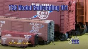 Model Railroading 101 All About Scale For Beginners MR101