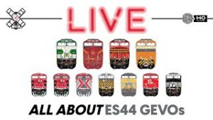 Live: All About ScaleTrains ES44s