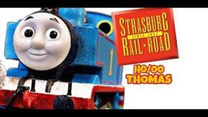Strasburg Railroad Thomas: Custom Model Showcase (HO/OO Thomas Model Custom)