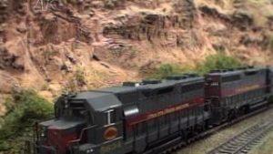 Planning Model Railroad Layout of the Utah Colorado Western