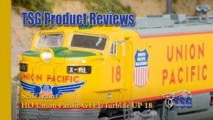HO Union Pacific GTEL 8500 Museum Quality Big Blow Turbine Scale Trains Product Review