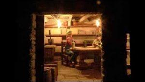 O scale Interiors on Steve's railroad