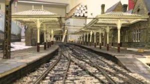 Lancaster Green Ayre model railway layout