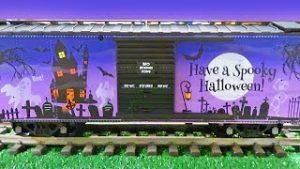 USA Trains Halloween Cars | LGB/G-Scale Trains