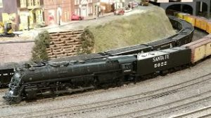 O Scale 2 Rail Trains Youngstown Model Railroad Association Open House 2015