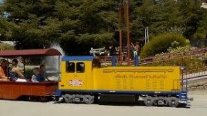 15 inch gauge, 1/4 Scale Railroad, Sonoma's Train Town