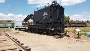 Trip To The Moffat Road Railroad Museum In Granby, Colorado A New And Upcoming Railroad Museum.