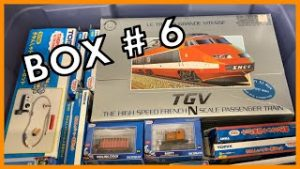 My Train Collection – N Scale Trains Box #6