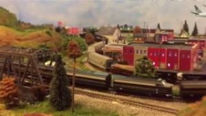 AJS RAILROAD N Scale – Low Flying Jet Liner