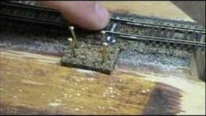 Model Railroad VLog: Hand Laying N Scale Turnouts: Part 56