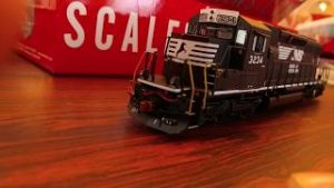 Scaletrains vs. The World…SD40-2 torture test is here!
