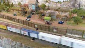 Hostlers 2010 Model Railroad Festival *Many Scales Plus LEGOS!*