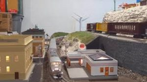 Changing railroad signal indications with my O Scale layout