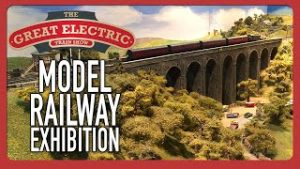 The Great Electric Train Show 2021 – Hornby Magazine Model Railway Exhibition!