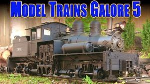 Model Trains Galore! 5 Model Trains In Action