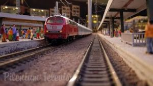 Model trains in HO scale: Cab ride through the large miniature world of Modelspoorgroep Nienoord