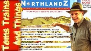 Largest HO Scale Model Railroad In The Country – Northlandz