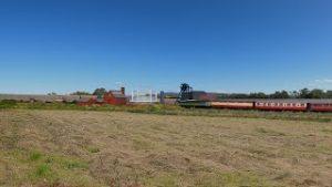 Watching Trains – 44 – North East model railway – Trenholme Junction