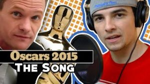 OSCARS 2015: The Song | Mikey Bolts