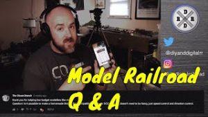 Model Railroad Q & A